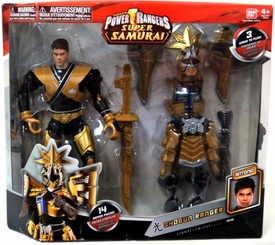 Power Rangers Samurai 12 Inch Action Figure Shogun Ranger Light