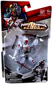 Power Rangers Super Samurai 4 Inch Action Figure Deker