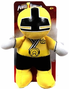 Power Rangers Super Samurai 3 Inch Plush Figure Yellow Ranger