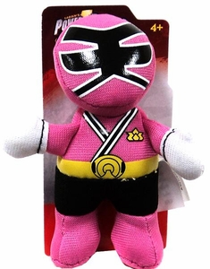 Power Rangers Super Samurai 3 Inch Plush Figure Pink Ranger