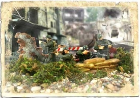 Forces of Valor 1:32 Scale D-Day Commemorative Series German 352nd Infantry Division [Normandy]