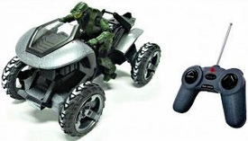 NKOK Halo Radio Control 8 Inch R/C Vehicle Arctic Mongoose with Master Chief