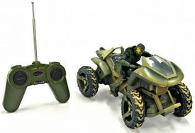 NKOK Halo Radio Control 8 Inch R/C Vehicle Mongoose with Master Chief