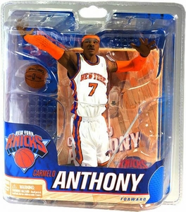 McFarlane Toys NBA Sports Picks Series 20 Action Figure Carmelo Anthony (New York Knicks)