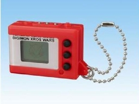 Digimon JAPANESE Xros Wars Mini Virtual Pet Shoutmon [Red]