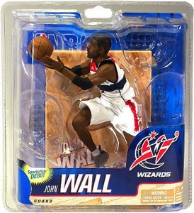 McFarlane Toys NBA Sports Picks Series 20 Action Figure John Wall (Washington Wizards)