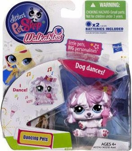 Littlest Pet Shop Walkables Dancing Figure Dog