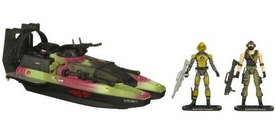 GI Joe Movie The Rise of Cobra Exclusive Vehicle Sting Raider with Copperhead & Swamp Viper Action Figures
