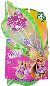 Winx Club Sparkling Wings Flora