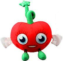 Moshi Monsters Moshlings Mini Plush Figure Luvli [Includes Online Item Code!]