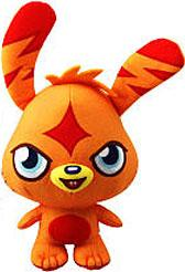 Moshi Monsters Moshlings Mini Plush Figure Katsuma [Includes Online Item Code!]
