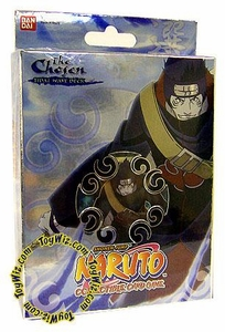 Naruto Card Game Chosen Theme Deck Kisame's Tidal Wave Deck A