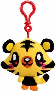 Moshi Monsters Moshlings Backpack Clip Plush Figure Jeepers