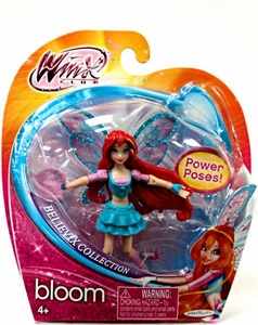 Winx Club Believix 3.75 Inch Figure Bloom BLOWOUT SALE!
