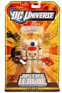 DC Universe Justice League Unlimited Exclusive Fan Collection Deluxe 10 Inch Action Figure S.T.R.I.P.E.