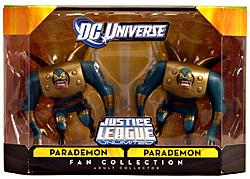 DC Universe Justice League Unlimited Exclusive Action Figure 2-Pack Parademons