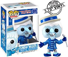 Funko POP! Year Without Santa Claus Vinyl Figure Snow Miser