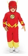 Comic Book Super Heroes Kids Costume The Flash (Child Infant Size) #885210