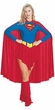 Comic Book Super Heroes Adults Costume #15553 Supergirl [Adult ]