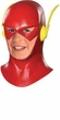 Comic Book Super Heroes Kids Costume Justice League The Flash Latex Cowl (Child Size) #4258