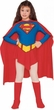 Comic Book Super Heroes Kids Costume Supergirl (Child-Medium Size) #18726