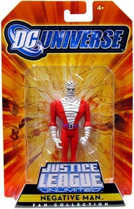DC Universe Justice League Unlimited Exclusive Doom Patrol Action Figure Negative Man