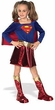 Comic Book Super Heroes Kids Costume Deluxe Supergirl (Child Medium Size) #882314