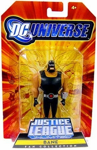 DC Universe Justice League Unlimited Exclusive Gotham City Criminal Action Figure Bane