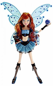 Winx Club 2012 SDCC San Diego Comic Con Exclusive 11.5 Inch Action Figure Blue Believix Bloom