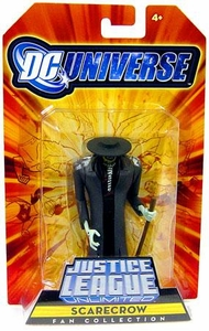 DC Universe Justice League Unlimited Exclusive Gotham City Criminal Action Figure Scarecrow