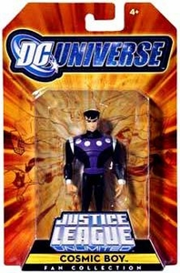 DC Universe Justice League Unlimited Exclusive Legion of Super Heroes Action Figure Cosmic Boy