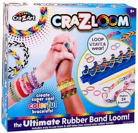 Cra-Z-Art Cra-Z-Loom Ultimate Rubber Band Loom