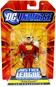 DC Universe Justice League Unlimited Exclusive Shazam Family Action Figure Shazam!