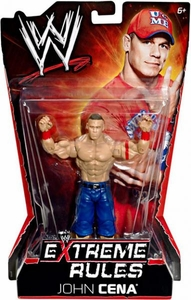 Mattel WWE Wrestling Extreme Rules PPV Series 10 Action Figure John Cena