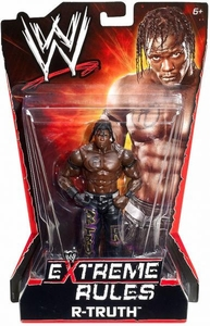 Mattel WWE Wrestling Extreme Rules PPV Series 10 Action Figure R-Truth
