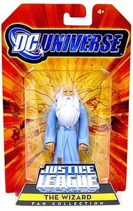DC Universe Justice League Unlimited Exclusive Shazam Family Action Figure Wizard
