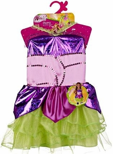 Winx Club Flora Believix Dress