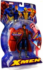 X-Men Toy Biz Action Figure Gambit