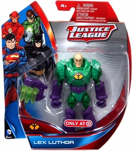 Justice League Exclusive 5 Inch Action Figure Lex Luthor