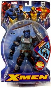 X-Men Toy Biz Action Figure Tech Gear Beast