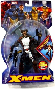 X-Men Toy Biz Action Figure Super-Poseable Air Strike Wolverine