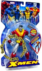 X-Men Toy Biz Action Figure Super Strength Colossus