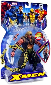 X-Men Toy Biz Action Figure Ultimate Sabretooth
