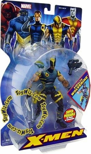 X-Men Toy Biz Action Figure Stealth Wolverine