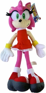 Sonic the Hedgehog 15 Inch DELUXE Plush Amy