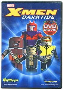 Marvel X-Men Minimates DVD Movie X-Men Darktide