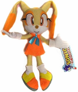 Sonic the Hedgehog 15 Inch DELUXE Plush Cream