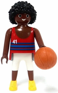 Playmobil Fi?ures Series 2 LOOSE Mini Figure Basketball Player