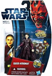 Star Wars 2012 Saga Movie Heroes Action Figure #17 Queen Amidala