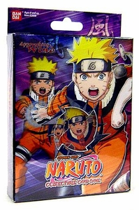 Naruto Card Game Approaching Wind Theme Deck Rampage Tornado Nauto